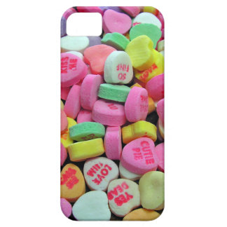 Candy Hearts iPhone 5 Cases