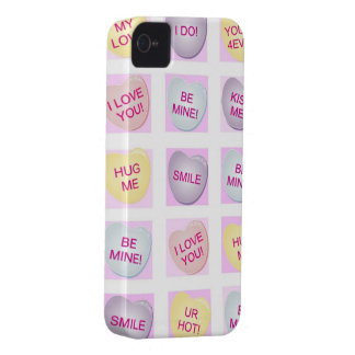 Candy Hearts Case-Mate iPhone 4 Case