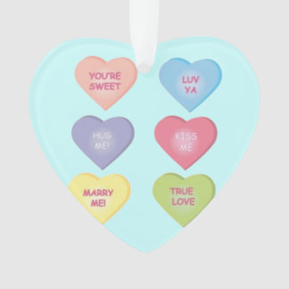 Candy Hearts Sayings