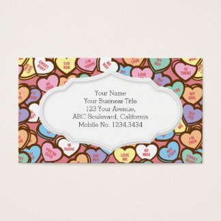 Candy Cart Business Cards Best