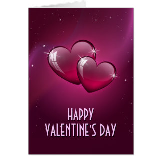 Candy Hearts - Valentine's Day card