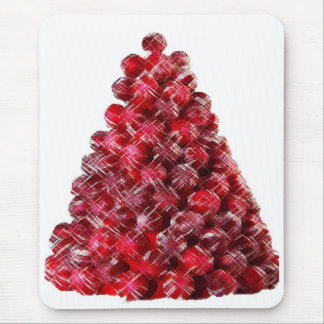 CANDY HOLIDAY TREE MOUSE PAD