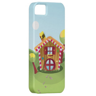 Candy House on the Hill iPhone SE/5/5s Case