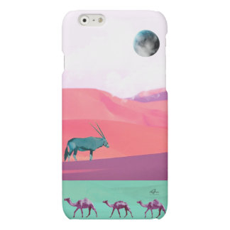 Candy Hued Desert Matte iPhone 6 Case
