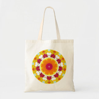 Candy in Abundance Fractal Tote Bag