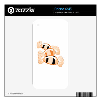 Candy iPhone 4 Decal