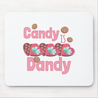 Candy Is Dandy Mouse Pad