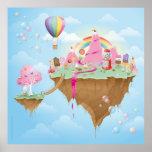 Candy Island Print