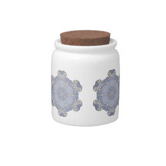 Candy Jar - Digital Snowflake l