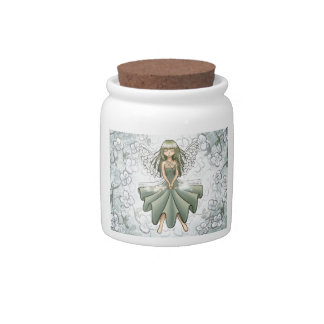 Candy Jar - Fairy Summoning Spring Design