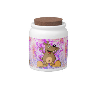 "candy jar ""funny rat"""