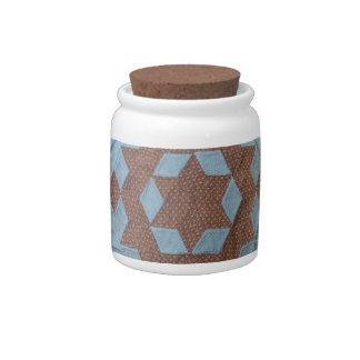 Candy Jar - Quilt Pattern - Castle