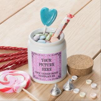 Candy Jar Template ~