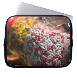 Candy Jars Laptop Sleeve