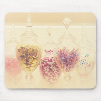 Candy Jars Mouse Pad