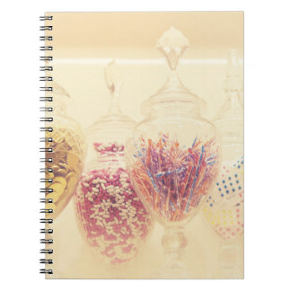 Candy Jars Notebook