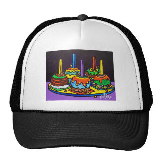 Candy Jelly  Apples Trucker Hat