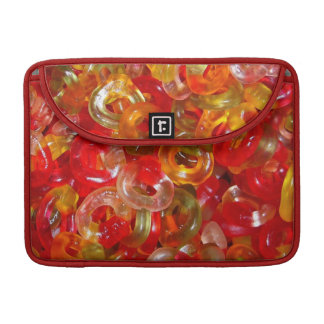 Candy Jelly Rings MacBook Pro Sleeves