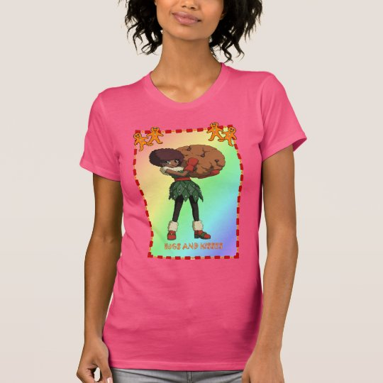 Candy Kids Cutie Cookie and gingerbread T-Shirt