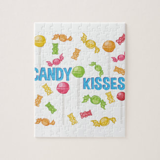 Candy Kisses Jigsaw Puzzle