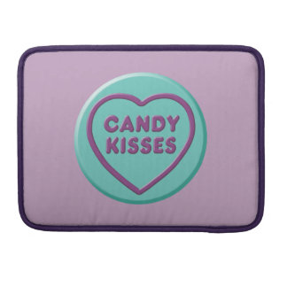 Candy Kisses MacBook Pro Sleeve