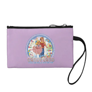 Candy Land - A Sweet Little Game Coin Wallet
