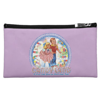 Candy Land - A Sweet Little Game Makeup Bag
