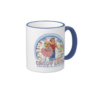 Candy Land - A Sweet Little Game Ringer Mug