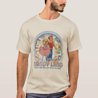 Candy Land - A Sweet Little Game T-Shirt
