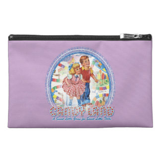 Candy Land - A Sweet Little Game Travel Accessory Bag