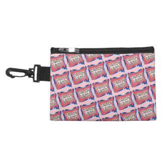 Candy Land Aged Logo Accessories Bag
