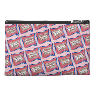 Candy Land Aged Logo Travel Accessory Bags