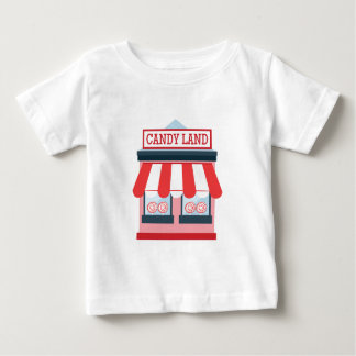 Candy Land Baby T-Shirt