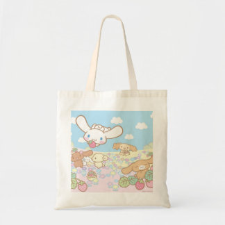 Candy Land Budget Tote Bag