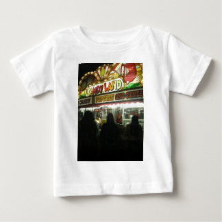 Candy Land By Bernadette Sebastiani Baby T-Shirt