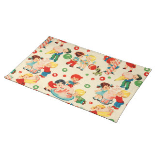 Candy Land Cloth Placemat