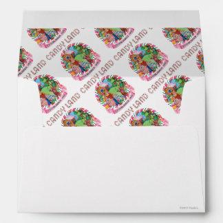 Candy Land Established 1945 Envelopes