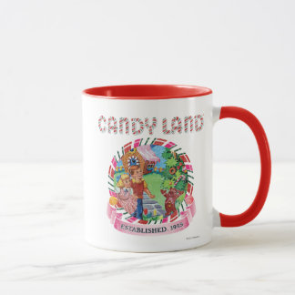 Candy Land Established 1945 Mug
