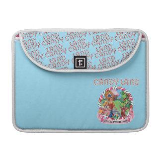 Candy Land Established 1945 Sleeves For MacBook Pro