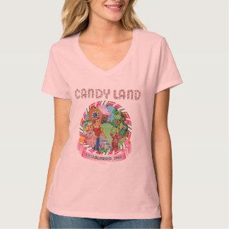 Candy Land Established 1945 Tee Shirt