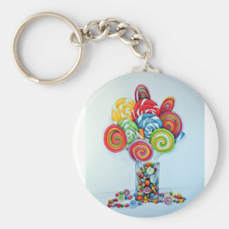 Candy land key chains