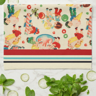 Candy Land Kitchen Towel