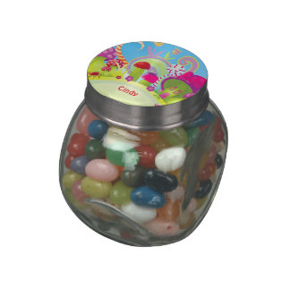 Candy Land Magic Jelly Belly Candy Jars