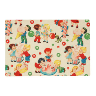 Candy Land Placemat