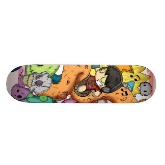 Candy Land Skate Deck