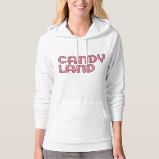 Candy Land Stacked Logo Hoodie