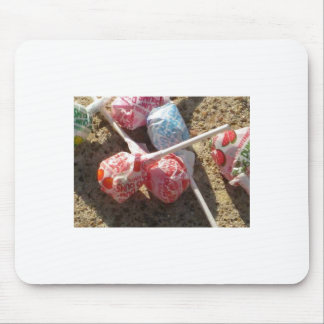 Candy Lolli Pops Mouse Pad