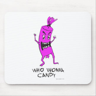 CANDY MAGENTA MOUSE PAD