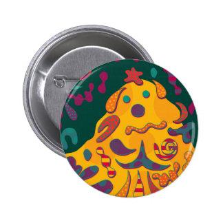 Candy man 2 pinback button