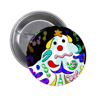 Candy man pinback button